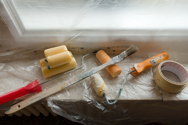 Kit du parfait peintre pour plafond