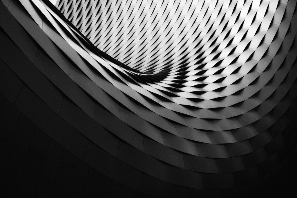 Déco noir et blanc