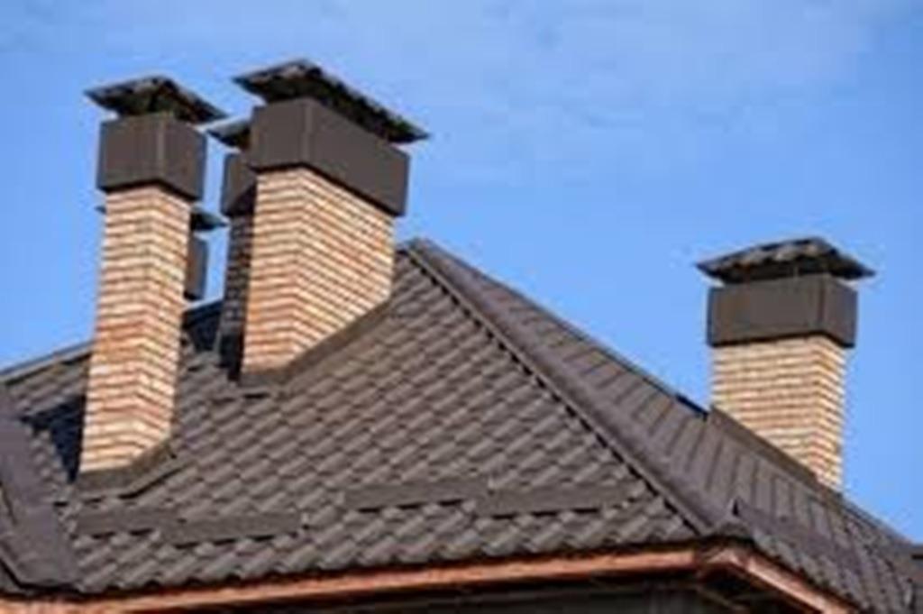 nature et installation des chapeaux de cheminée