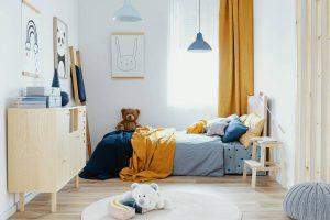 Concevoir une chambre d'enfant