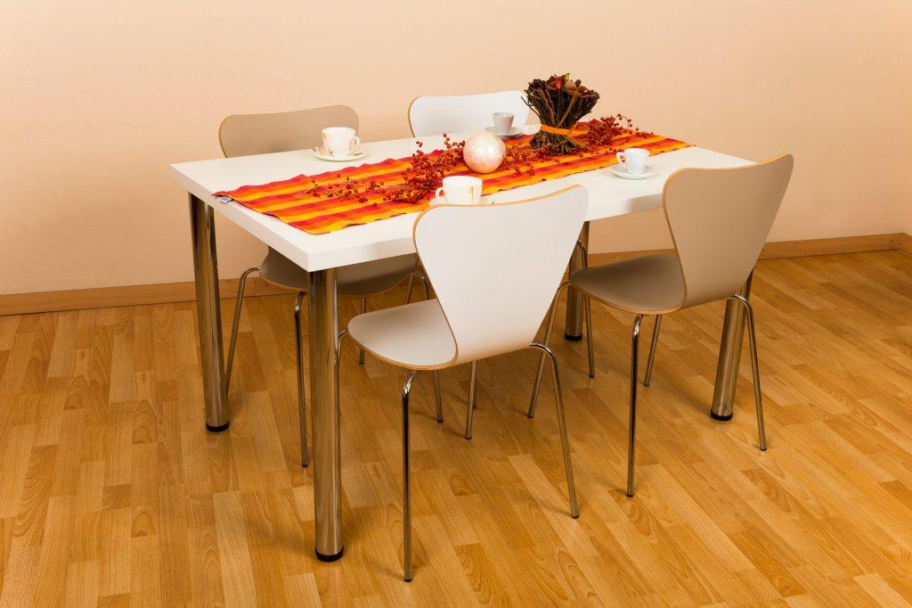 pieds de table pour table à manger