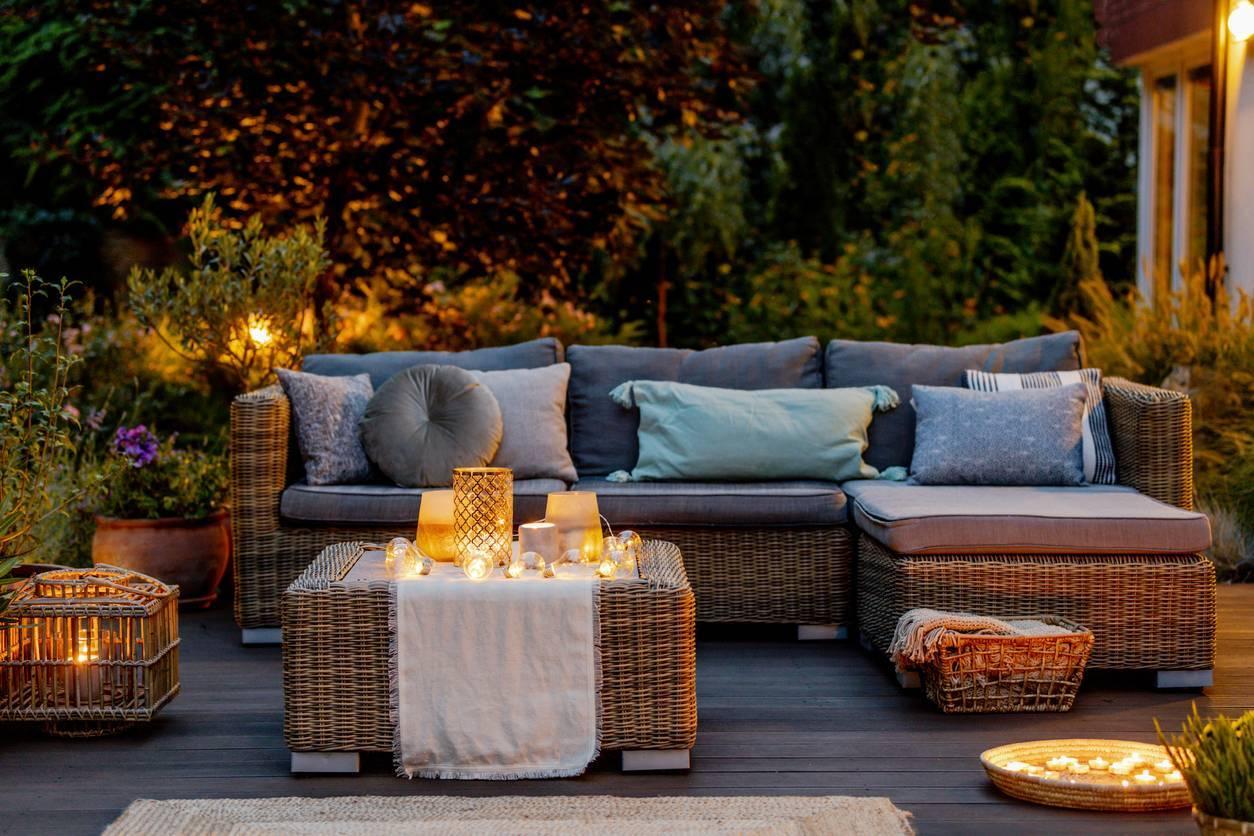 préparer sa terrasse avant l'arrivée de l'été