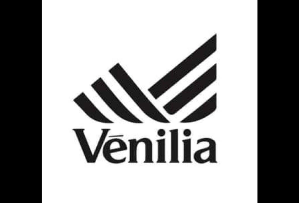 Le logo de la marque Venilia