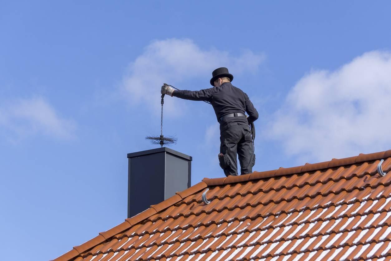 professionnel ramonage de cheminée