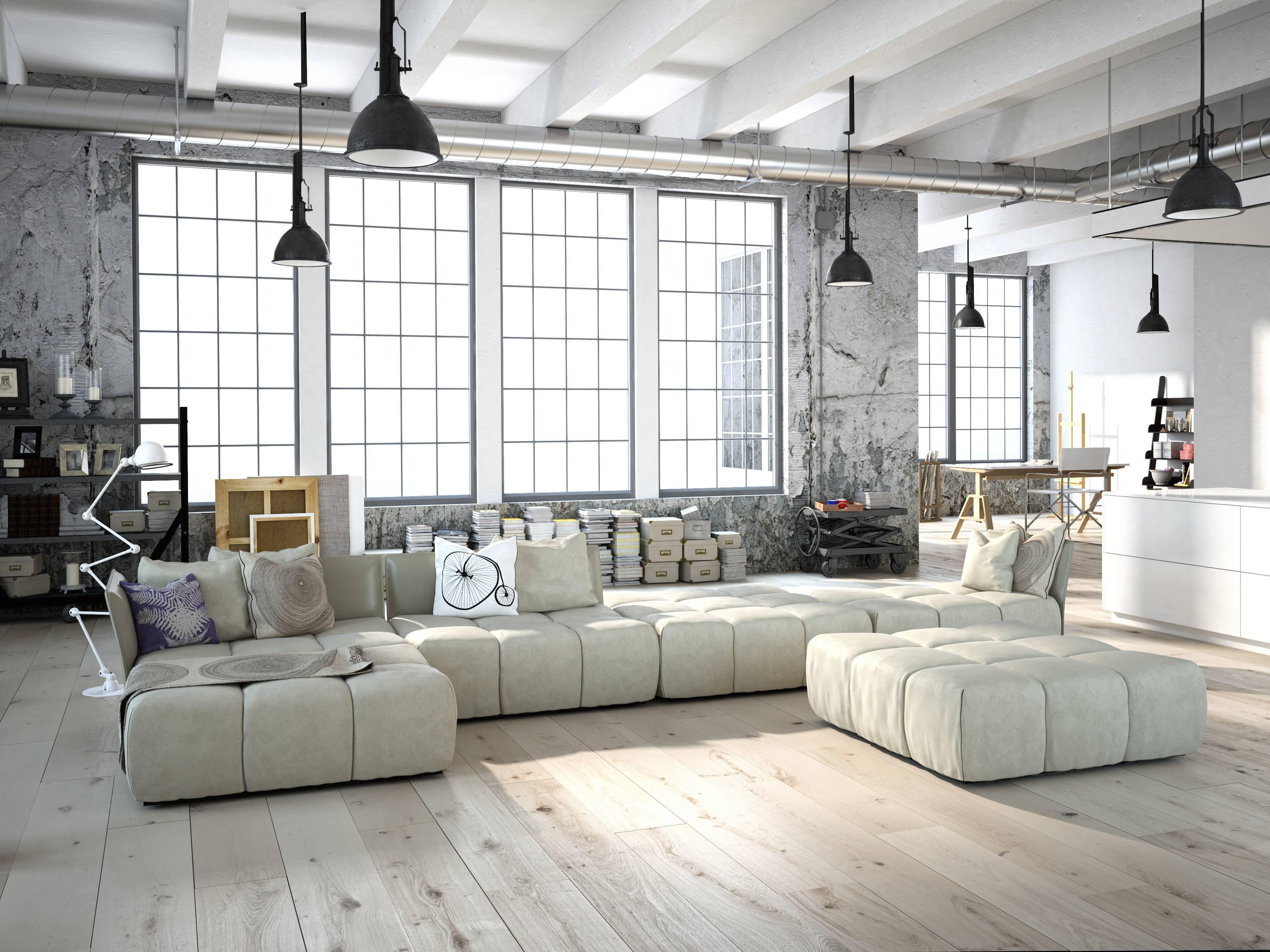 rénovation de loft