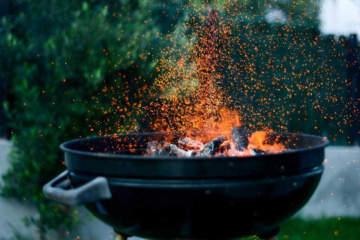 barbecue au charbon ou électrique