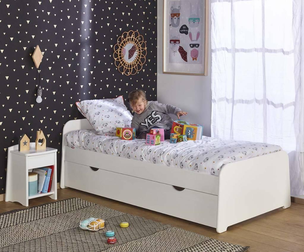 chambre d'enfant espace lit