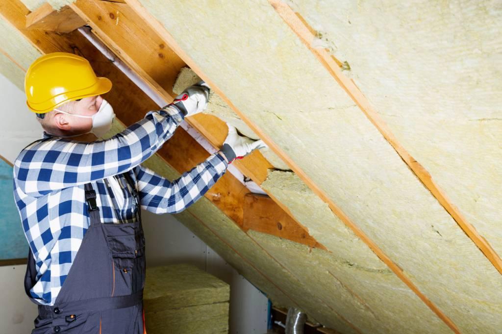 travaux d'isolation toiture